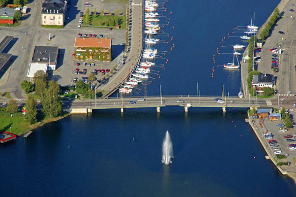 Harnosand Nybron Bridge