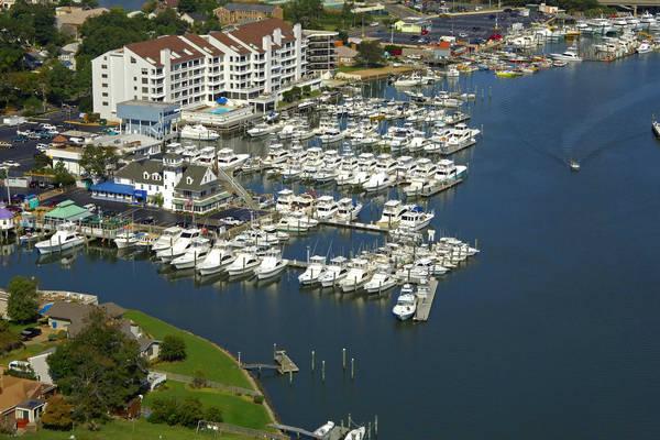 Fisherman's Wharf Marina