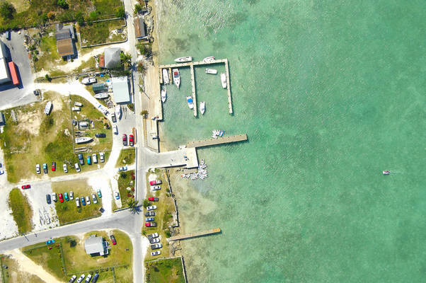 Marsh Harbour Public Dock