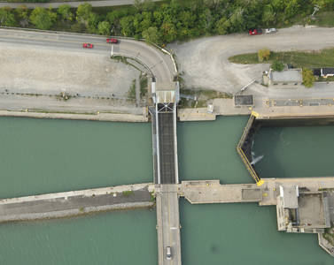 Welland Canal Bridge 3A