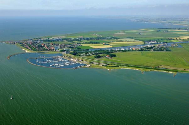 Staveren Harbor