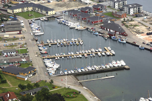 Nyborg Lystbådehavn, Nord
