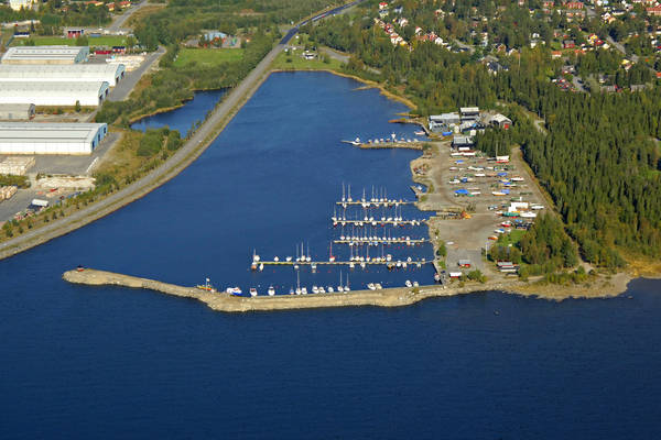 Holmsund Patholmsviken Marina