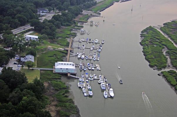 Lady's Island Marina