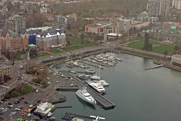 Ship Point Marina - Greater Victoria Harbour Authority