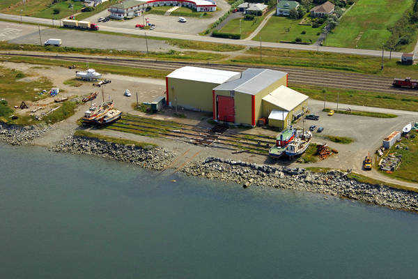 Chantier Naval Matane Inc Boatyard