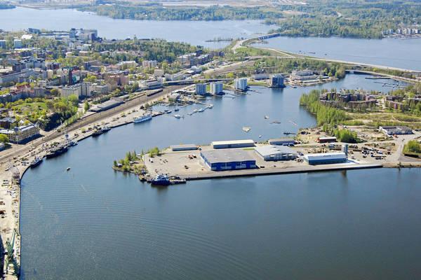 Vanha Satama Harbour