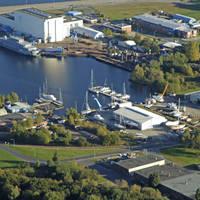 Osnabrucker Bank Shipyard
