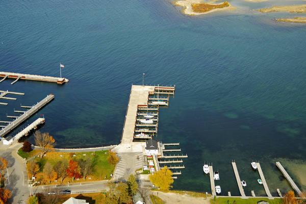 Fish Creek Municipal Dock
