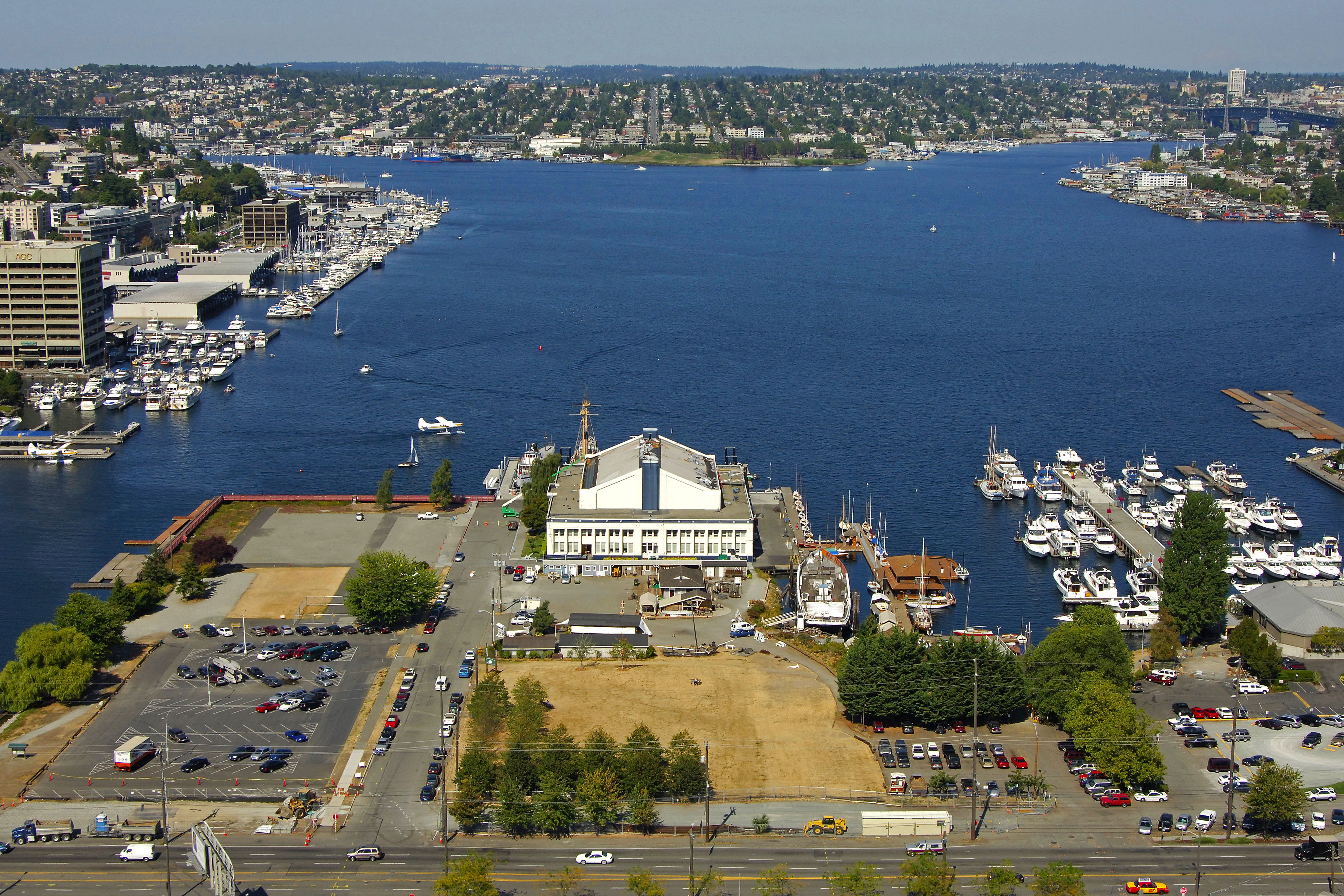 The Center For Wooden Boats In Seattle Wa United States Marina