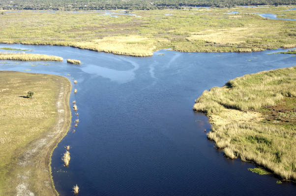 St Johns River South Inlet