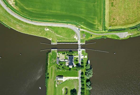 Lammersburen Schut Lock