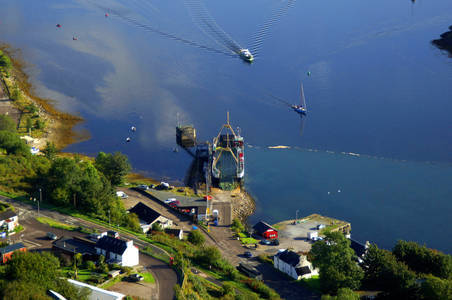 Lochaline Ferry