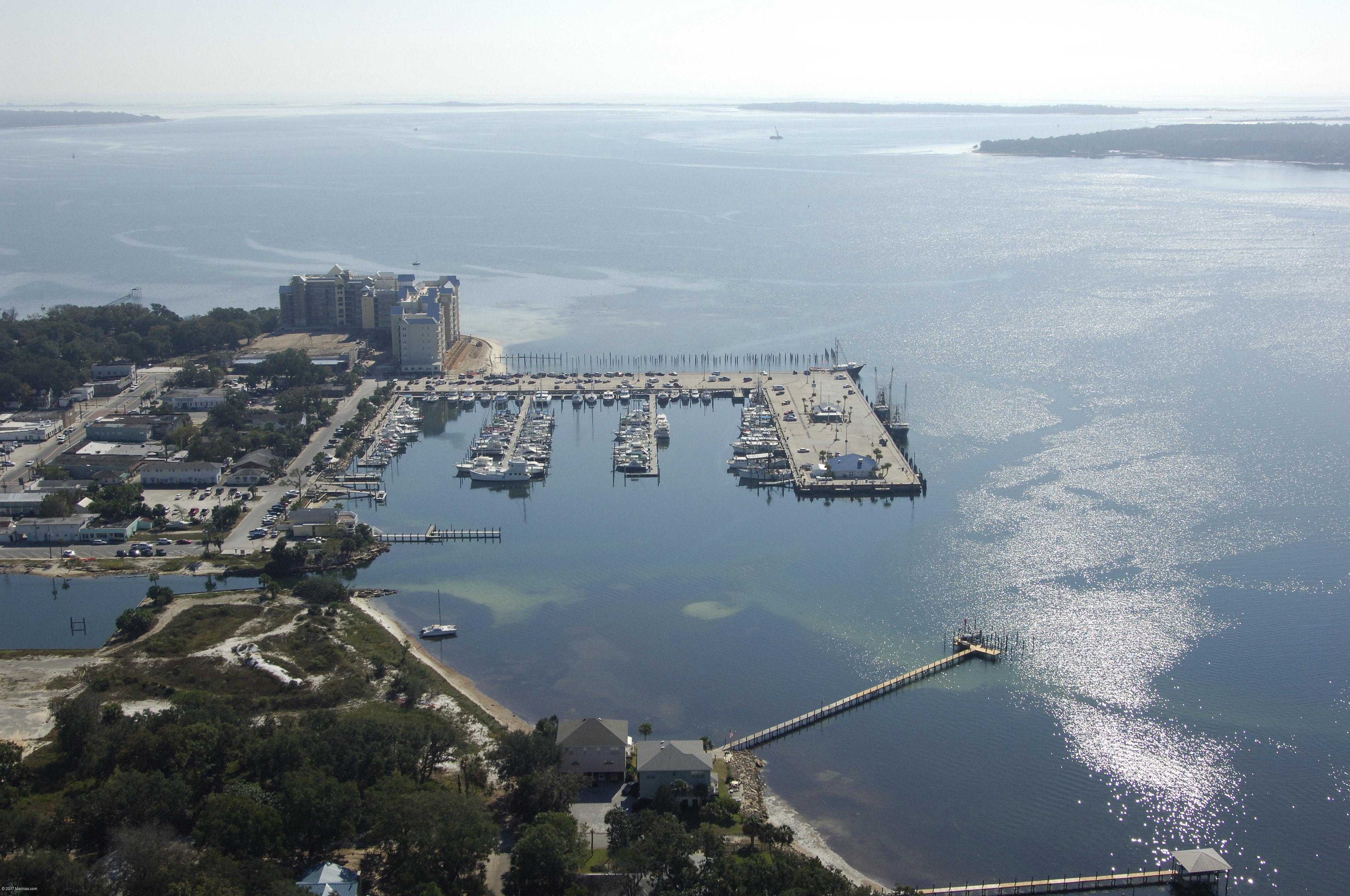 St Andrews Marina Panama City Fl