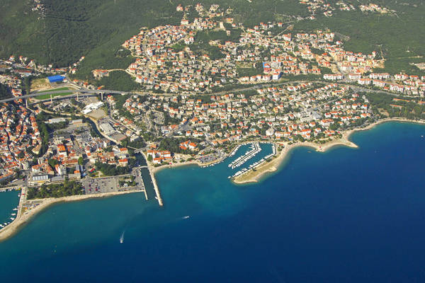 Crikvenica Harbour
