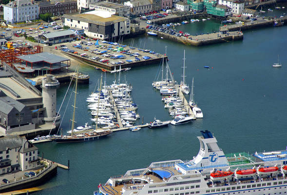 Port Pendennis Marina
