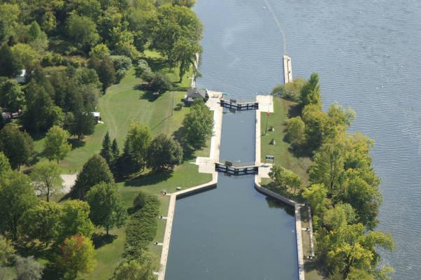 Trent River Lock 3