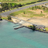 Kahului Harbor Park Ramp