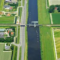 Spoorbrug Koegras Bridge