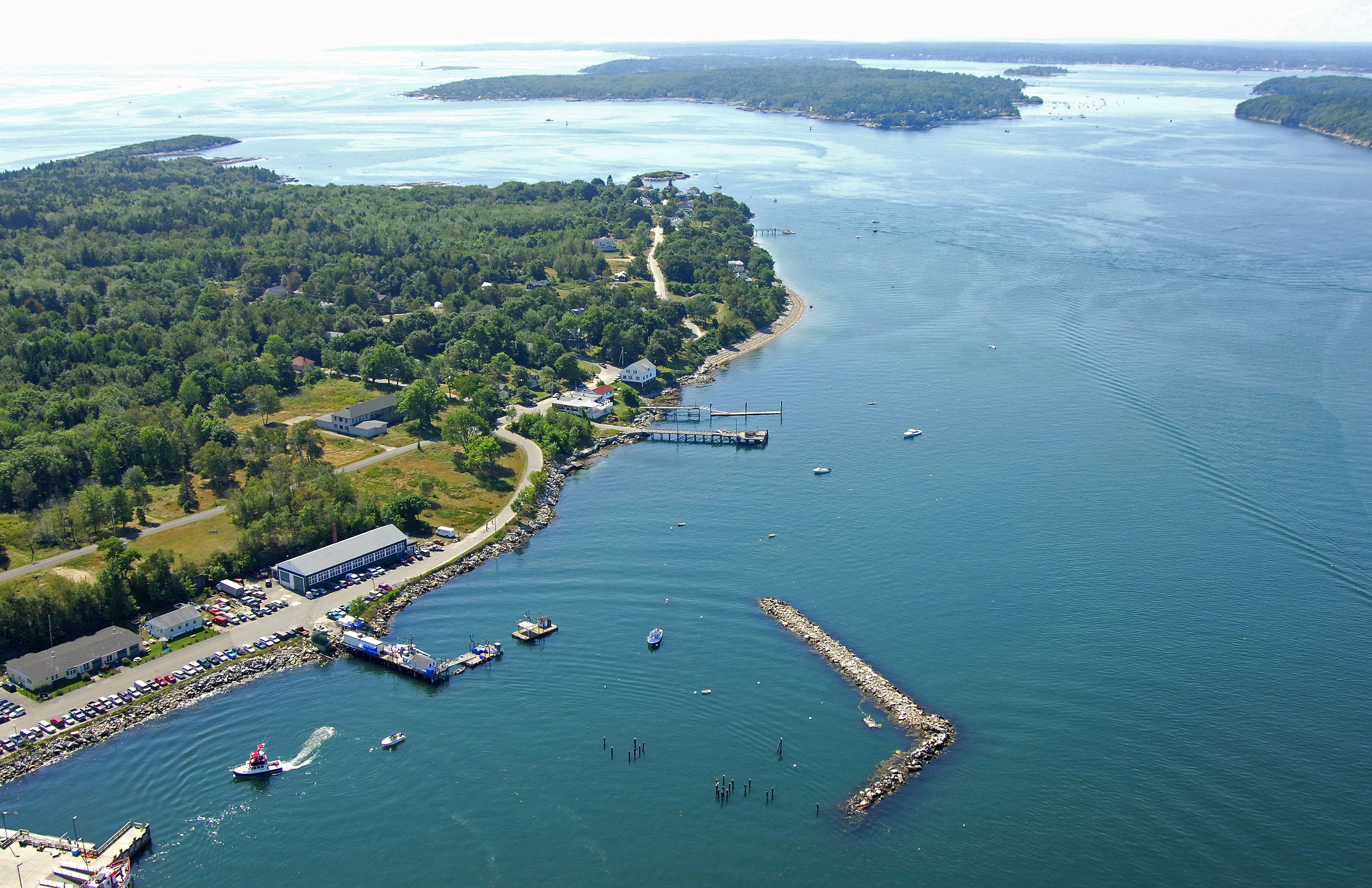 Long Island Harbor in ME, United States - harbor Reviews - Phone ...
