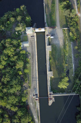 Erie Canal Lock 17