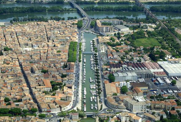 Beaucaire Marina