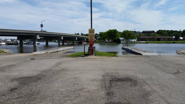 Kewaunee City Dock