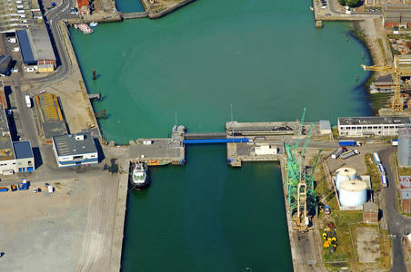 Canada Basin Lock