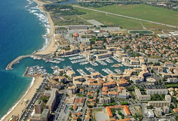 Port De Frejus Marina