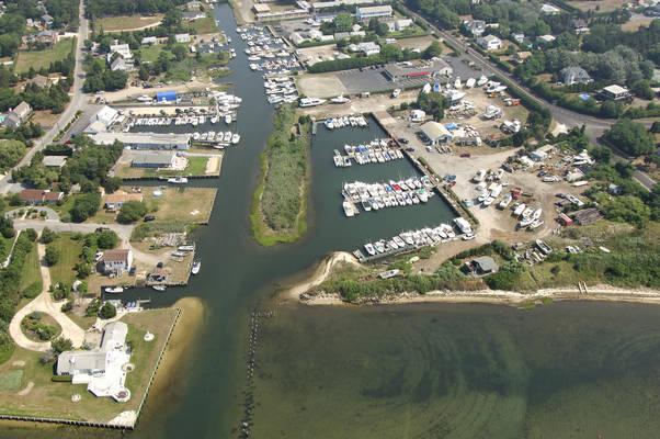 Ponquogue Marine Basin