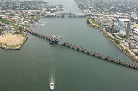 Long Island Railroad Bascule Bridge