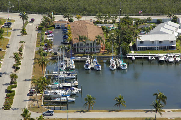 Mariner S Lodge Marina Fort Myers Beach Fl