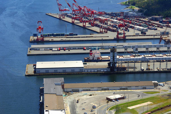 South End Container Terminal