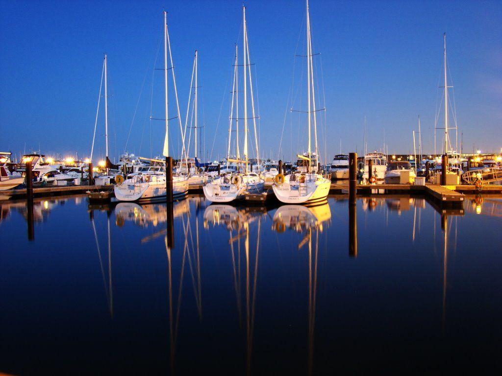 Burnham Harbor, the Chicago Harbors in Chicago, IL, United