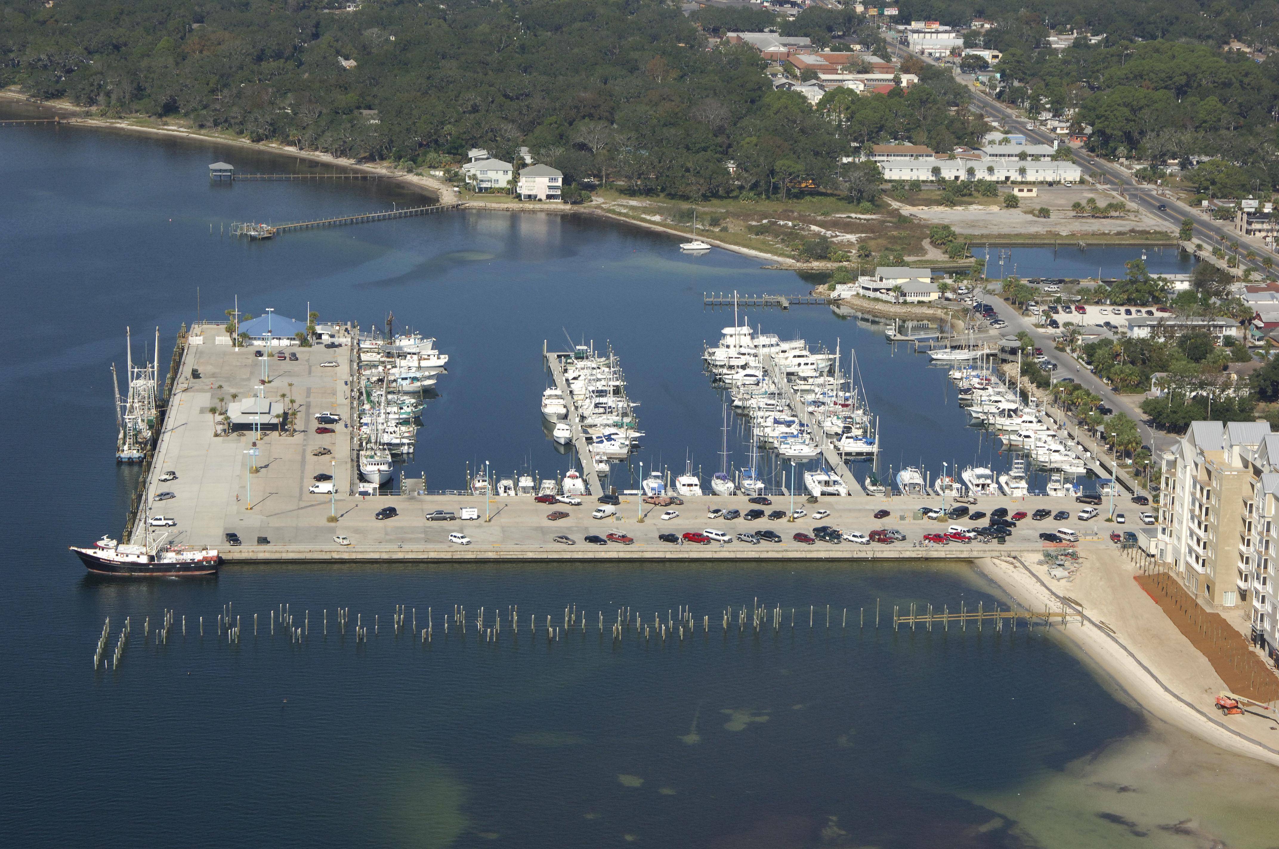 St Andrews Marina Panama City Beach