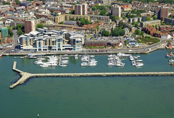 Dolphin Haven Marina