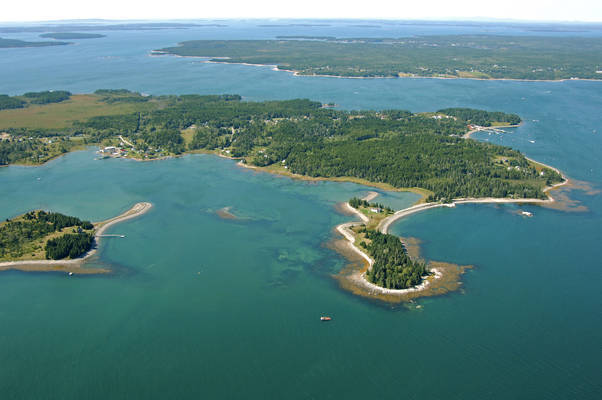 The Pool, Cranberry Island