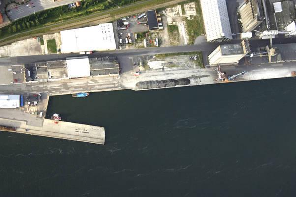 Noerresundby Harbour