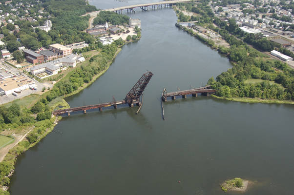 Providence & Worcester RailRoad Bridge