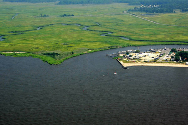 Fortescue River Inlet