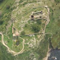 Hammershus Castle