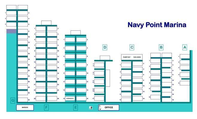 Navy Point Marine