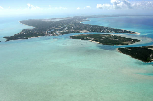 Northeast Providenciales Island