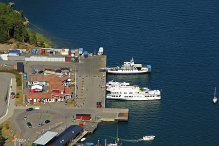 Stavsnas Ferry