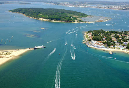 Poole Harbour Inlet
