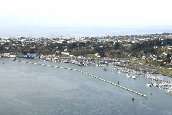 Newport Commercial & Fishing Harbor