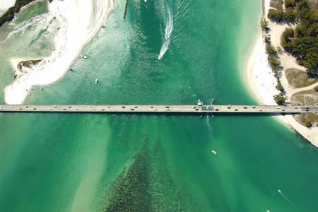 Longboat Pass Bascule Bridge