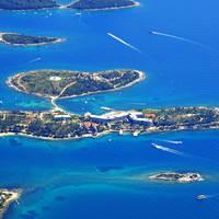 Svita Andrija Crveni Otok Island