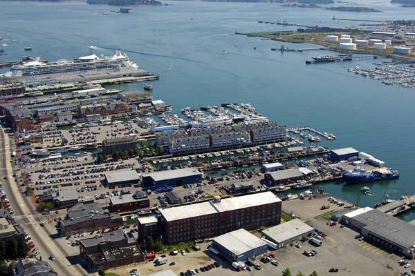 Chandlers Wharf