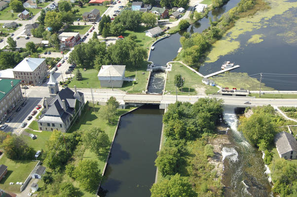 Rideau River Lock 23